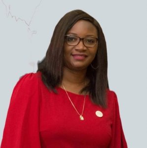 Carine Karlos, STEM DRC Initiative